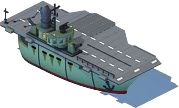 Assault Carrier Front