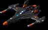 Space Kian 01 Gunship I