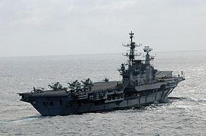 300px-INS Viraat sail Malabar 07