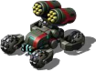 Razor Artillery