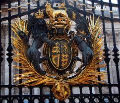 Buckingham Palace Crest
