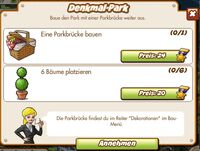 Denkmal-Park (German Mission text)