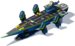 Super Madison T3 Carrier