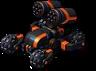 Space Razor Artillery II
