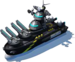 Spec Ops Man O' War Battleship