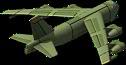 B-52 Bomber Back