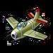 Goal MiG 17 Fighter