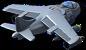 Harrier Fighter Back