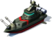 Quarterback Patrol Boat