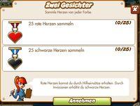 Zwei Gesichter (German Mission text)