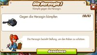 Die Herzogin I (German Mission text)