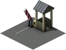 Guard shack 3