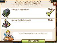 Ressourcenmagnat (German Mission text)