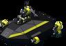 SpecOps UUAV Drone Gunboat