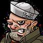 Small Captain Krunsch