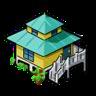 Goal Stilt House