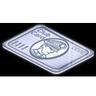 Silver Club Card