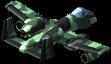 A-10 Warthog Back