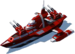 Elite Barracuda Battleship