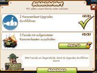 Schleichfahrt. (German Mission text)