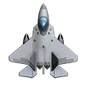 Raptor Fighter - Carrier Launch