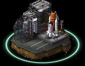 Spaceship Launch