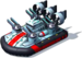 Lightning Sand Shark Hovercraft II