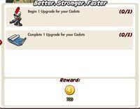 Better, stronger, faster 1