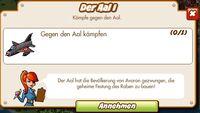 Der Aal I (German Mission text)