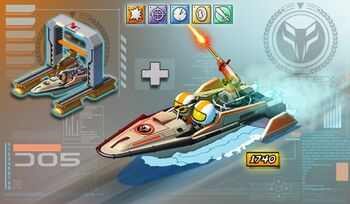 MOTDLightningDeal The Kal Gunboat