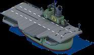 Assault Carrier Back