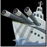 Battleship Gun
