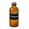 Chloroform Bottle