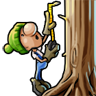 LumberjackMeasuring 96