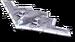 Platinum Stealth Bomber