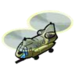 Goal Chinook Airship