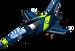 Super Pierce C-3 Fighter