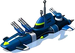 Super Ophion Submarine