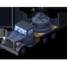 Gatling Truck-icon