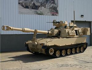 LAND M106A6-PIM Lt lg