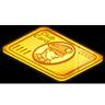 Gold Club Card