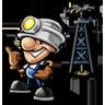 OilMinerDerrick 96