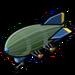 Goal Zeppelin Airship