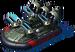 Sand Shark Hovercraft