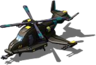 Delta X2000 Support Copter