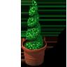 Swirly Topiary