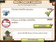 Nach Panzern tauchen (German Mission Text)
