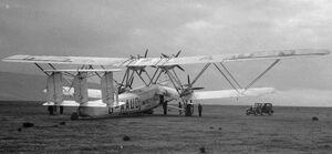 Handley Page H.P.42 Hanno 2