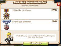 Park des Kommandanten (German Mission text)