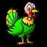 Goal Turkey Green